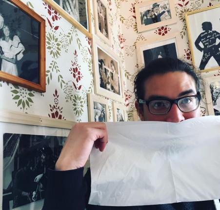 Aloun på Lill-Babs Caffär.