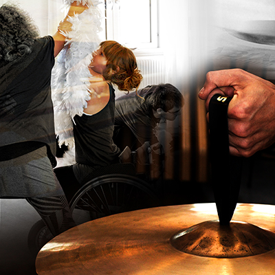 Poster image for the performance Hi-Hat Xpres.