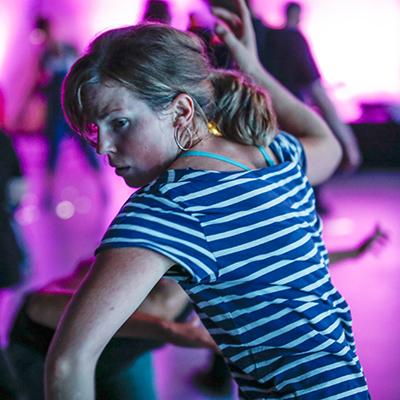 Bild från Lab Sweden/Moving Beyond Inclusion på Världskulturmuseet i Göteborg. Foto: Patrik Gunnar Helin