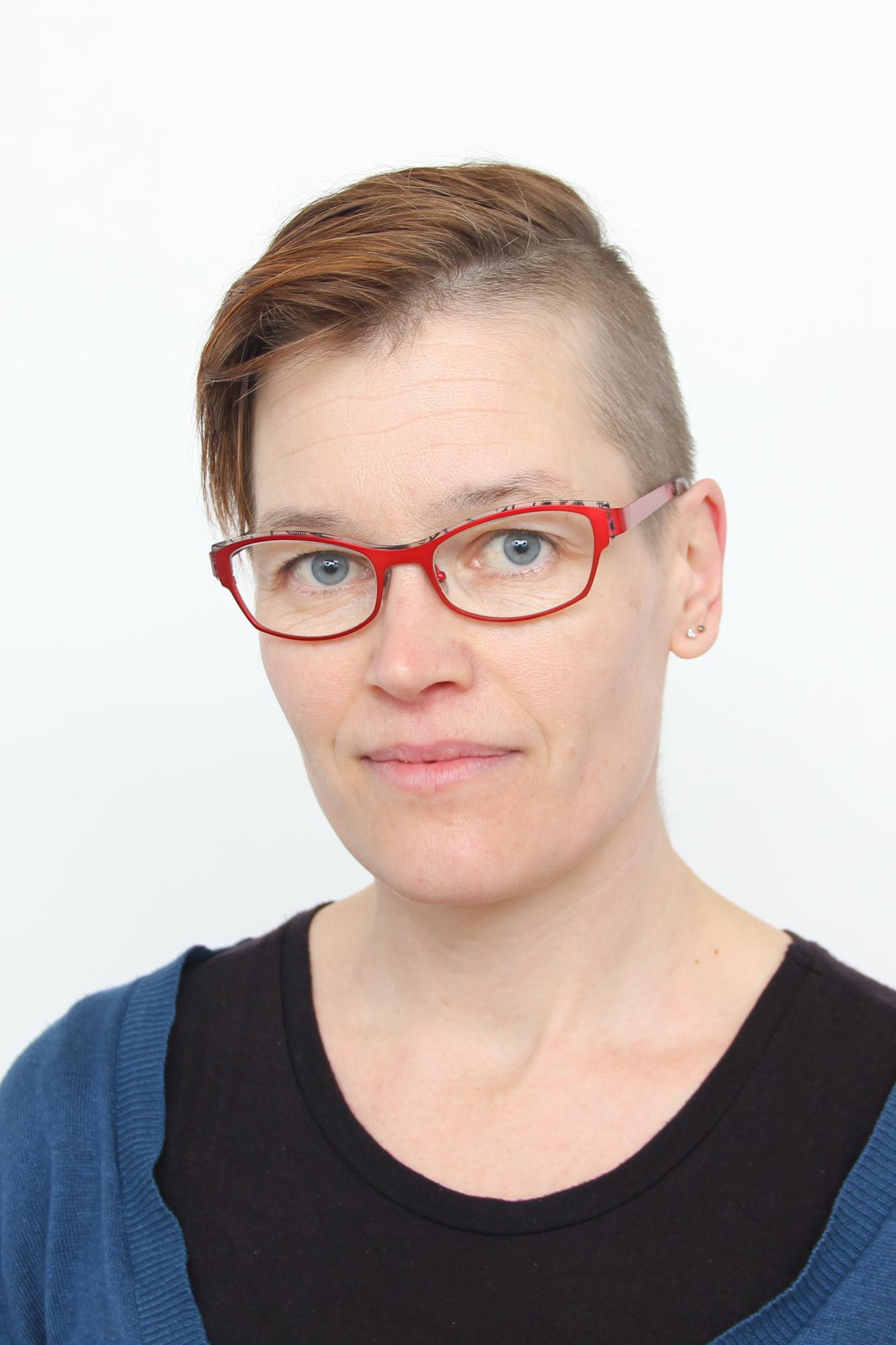 Veera Suvalo Grimberg, Konstnärlig ledare. Foto: SODA Casting/Daniel Bothén