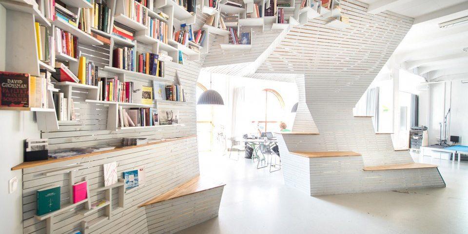 Gränslandet - En kulturfestival på Litteraturhuset i Göteborg den 31 maj
