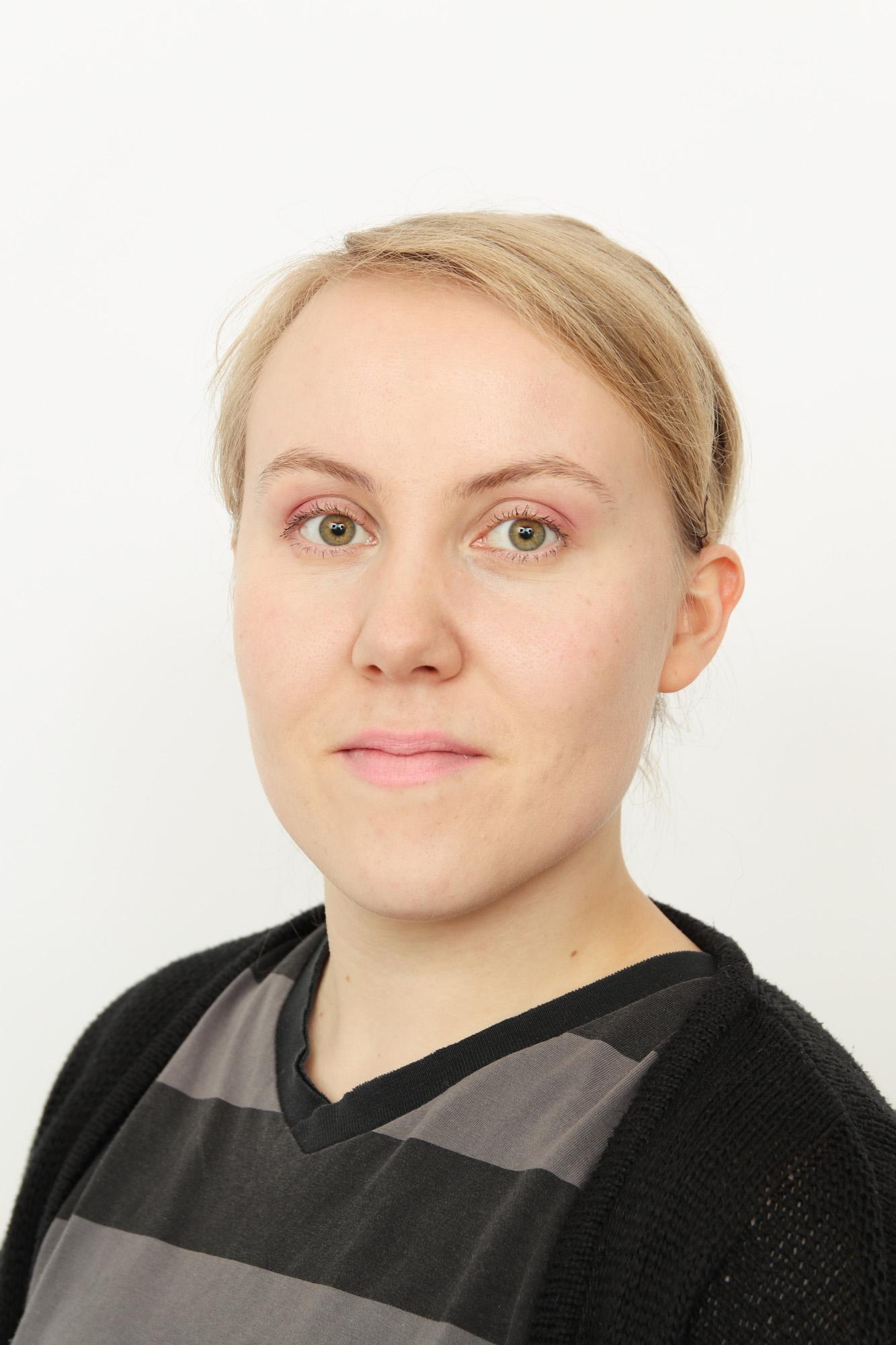 Dansaren Britta Kangas. Foto: SODA Casting/Daniel Bothén