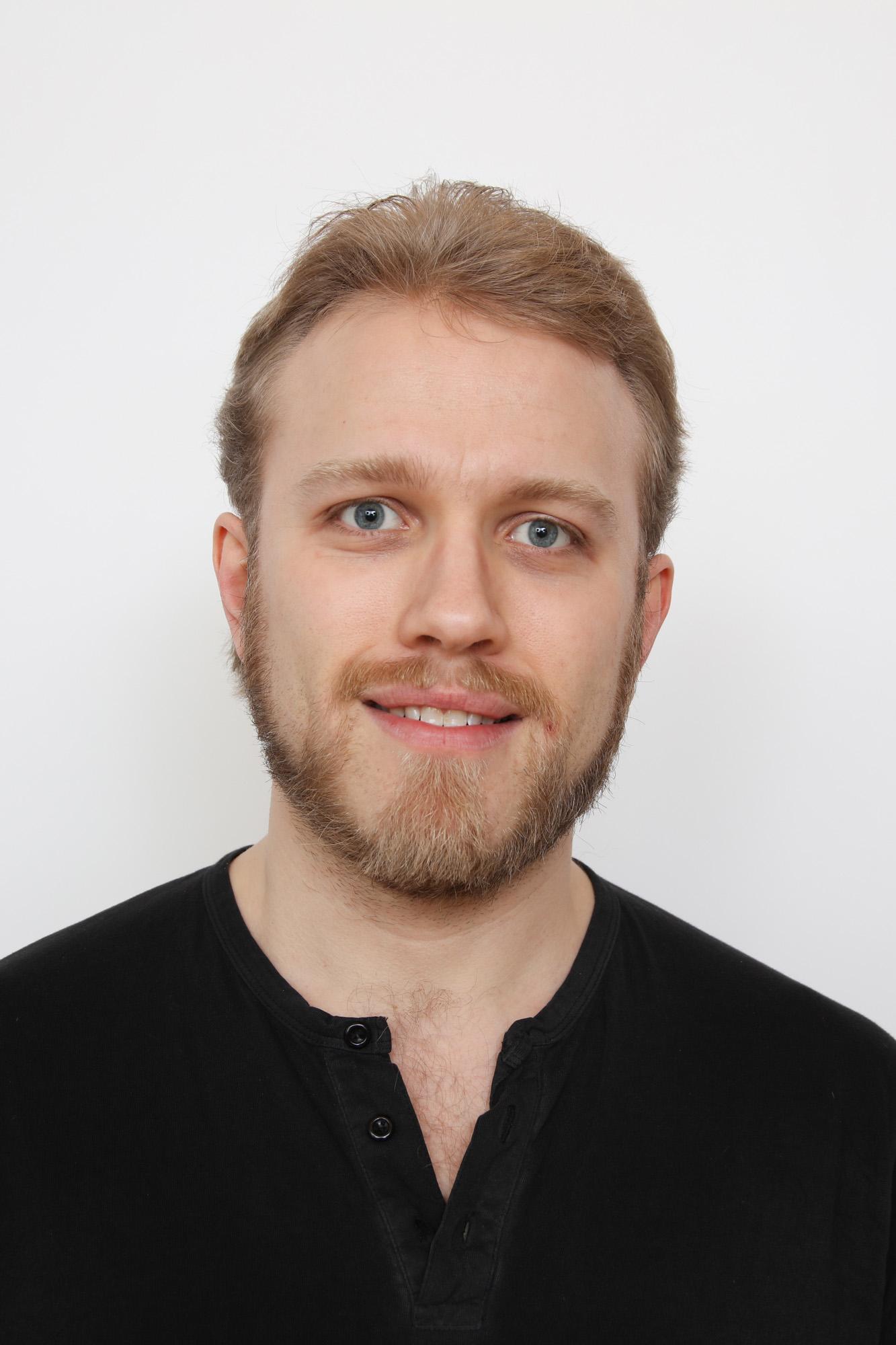 Dansaren Adam Henriksson. Foto: SODA Casting/Daniel Bothén