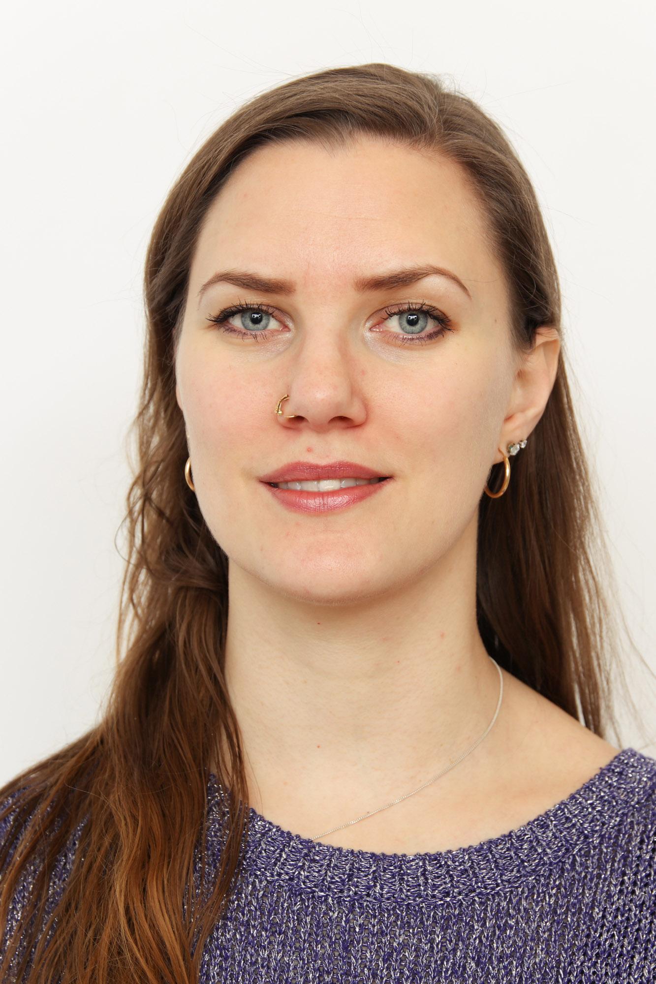 Billie Hammarberg, workshopledare och dansare. Foto: SODA Casting/Daniel Bothén