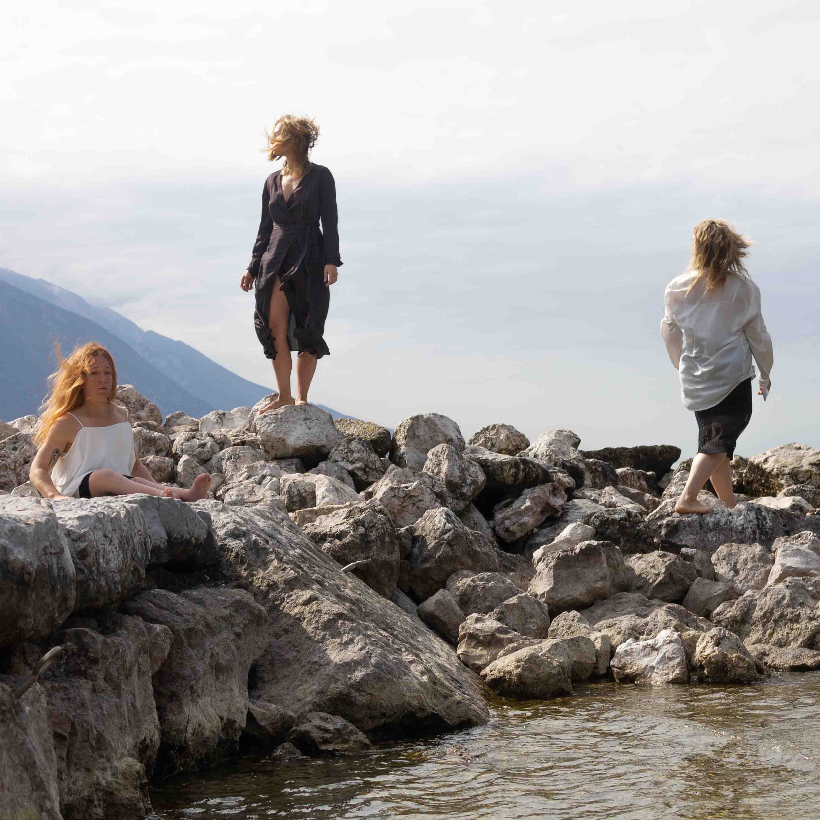 Bild för föreställningen Moby Dick. Foto: Federico Gazza